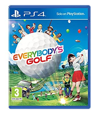 Everybody's Golf Edición Estándar