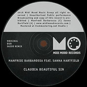 Claudia Beautiful Sin Feat. Sanna Hartfield