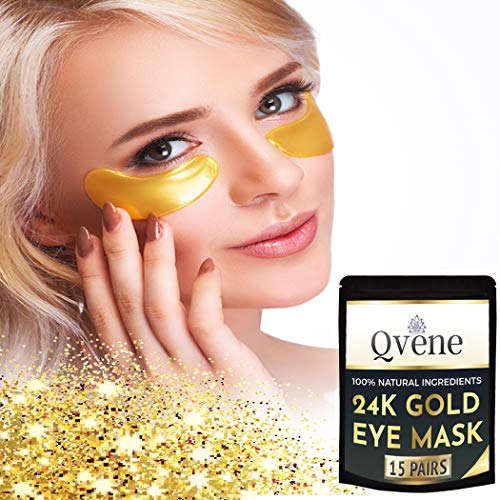 Mascarilla De Ojos De Colageno marca QVENE
