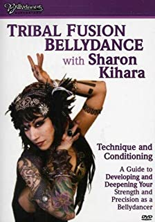 american tribal fusion belly dance