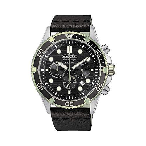 orologio cronografo uomo Vagary By Citizen Aqua Diver casual cod....