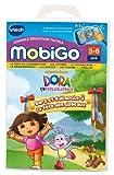 Vtech - 250805 - Jeu Educatif Electronique - Jeu Mobigo - Dora L'Exploratrice
