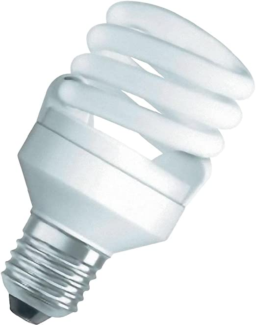 Osram Dulux Superstar Micro Twist Spiral Energy Saving Light Bulb ...