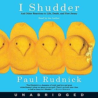 I Shudder audiobook cover art