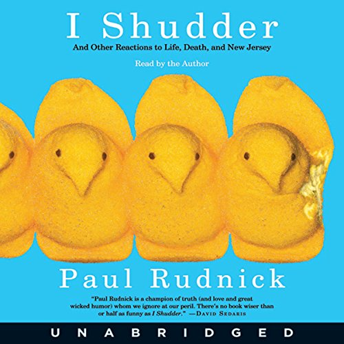 I Shudder audiobook cover art