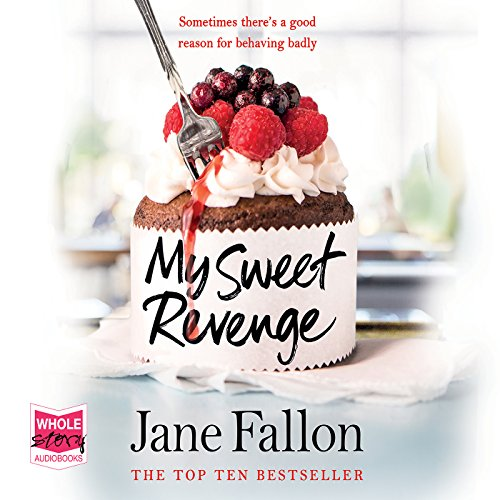 My Sweet Revenge audiobook cover art