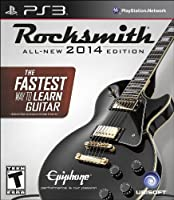 Rocksmith 2014 Edition (輸入版:北米) PS3