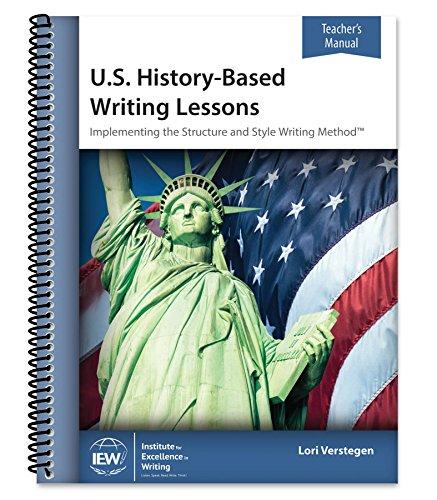 U.S. History-Based Writing Lessons [Teacher