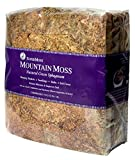 SuperMoss (23825) Mountain Moss Dried, Natural, 5lb Small Bale
