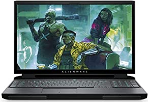 Alienware Area-51m 17.3-inch FHD Anti-Glare IPS Tobii Eye-Tracker Gaming 2019 Laptop (Black) Intel Core i9-9900K, 16 GB...