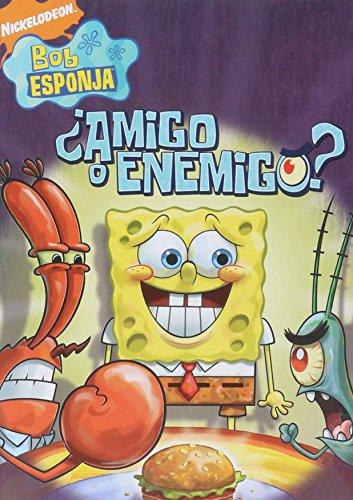 Bob Esponja: ¿Amigo O Enemigos? and SpongeBob Squarepants Christmas ( 2 DISCS)