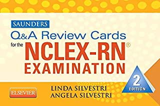 Saunders Q & A Review Cards for the NCLEX-RN Examination
