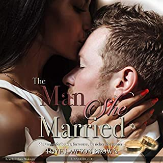 The Man She Married audiobook cover art