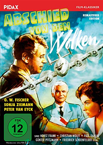 Abschied von den Wolken / Spannender Abenteuer-Thriller mit absoluter Starbesetzung (Pidax Film-Klassiker)