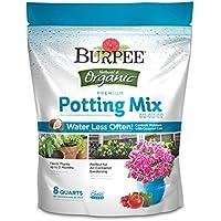 Burpee Organic Premium Potting Mix 8 Quart