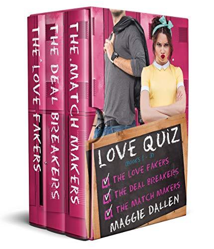 Love Quiz Series: Books 1-3 (English Edition)