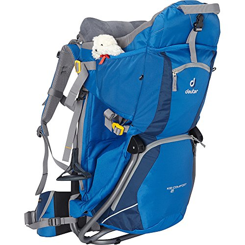 Deuter Kid Comfort 2 Framed Child Carrier For Hiking
