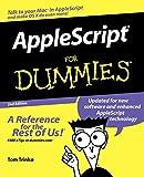 AppleScript For Dummies 2e - Tom Trinko
