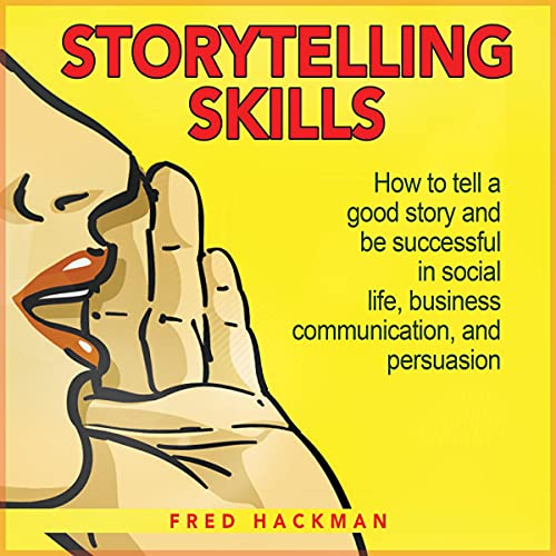 Storytelling Skills cover art