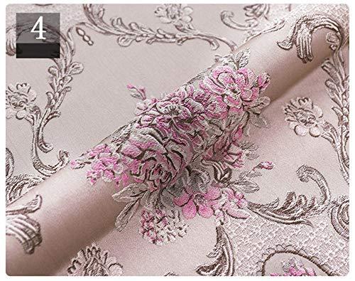 Trabajo pesado bordado en relieve tejido de tela jacquard tela retro luz de lujo cheongsam teñido con hilo brocado de seda flor en relieve: caqui