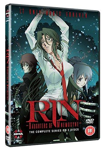Rin: Daughters of Mnemosyne: The Complete Series [Edizione: Regno Unito] [Import]