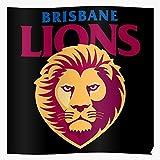 Water Brisbane Sweater Merchendise Logos Stuff Lion Home