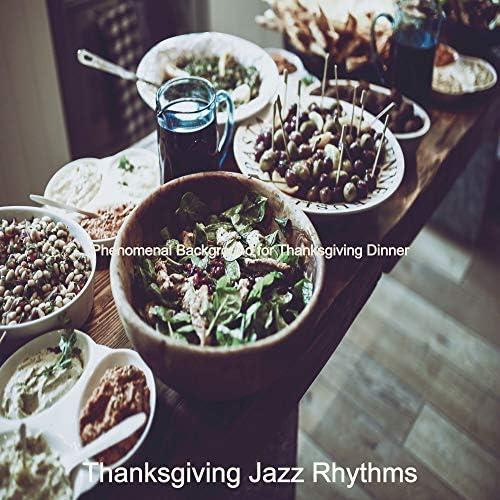 Thanksgiving Jazz Rhythms