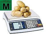 PROMOTION - Balance poids-prix sans ticket pour la vente ambulante ou epicerie - 15kg/5g