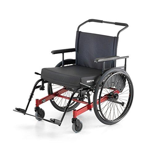 "Ayudas dinamicas - Silla de ruedas ""eclipse"" ancho asiento, talla 55cm"