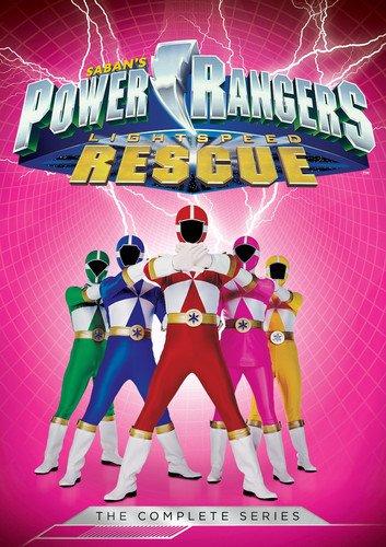 power rangers lost galaxy on dvd - 3