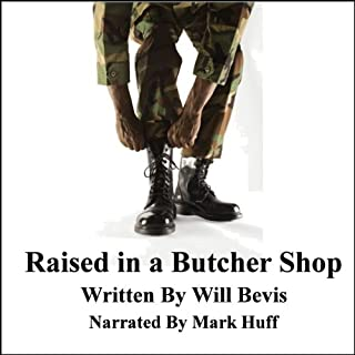 Raised in a Butcher Shop audiobook cover art