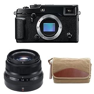 Fujifilm X-Pro2 Body Professional Mirrorless Camera (Black) + Fujinon XF35mmF2 R WR + Domke F-5XB Camera Bag (B01KGMMOG4) | Amazon price tracker / tracking, Amazon price history charts, Amazon price watches, Amazon price drop alerts