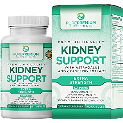 kidney health supplements