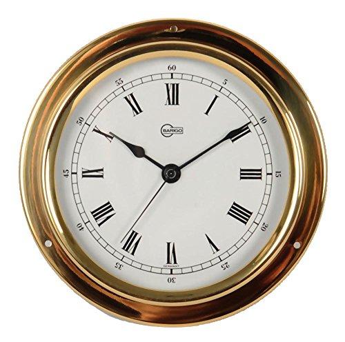 Barigo Regatta Horloge en laiton