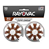 Best 312 Hearing Aid Batteries - Rayovac Rayovac hearing aid batteries size 312 Review