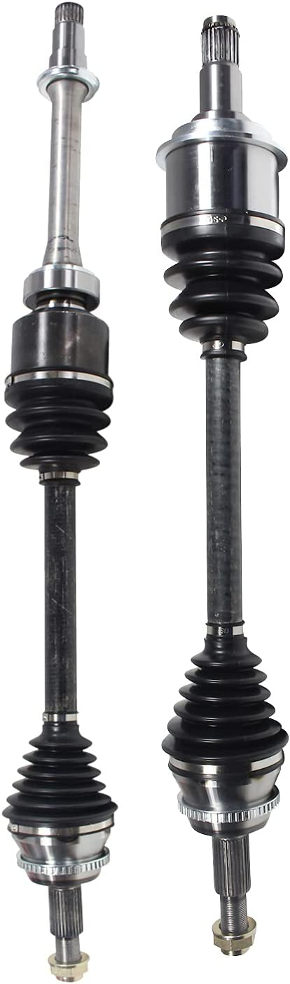 DJPUSA Front Pair Ranking TOP16 CV Axle Shaft Toy Assembly Set Trust Replacement for