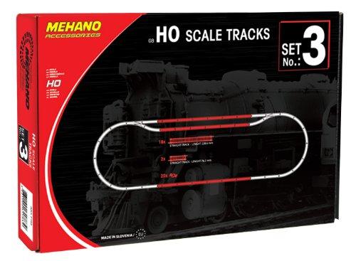 Mehano - F103 - Modélisme Ferroviaire - Coffret De Rails N°3