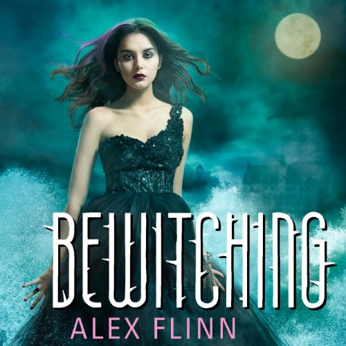 Bewitching audiobook cover art
