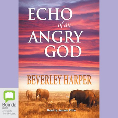 Couverture de Echo of an Angry God