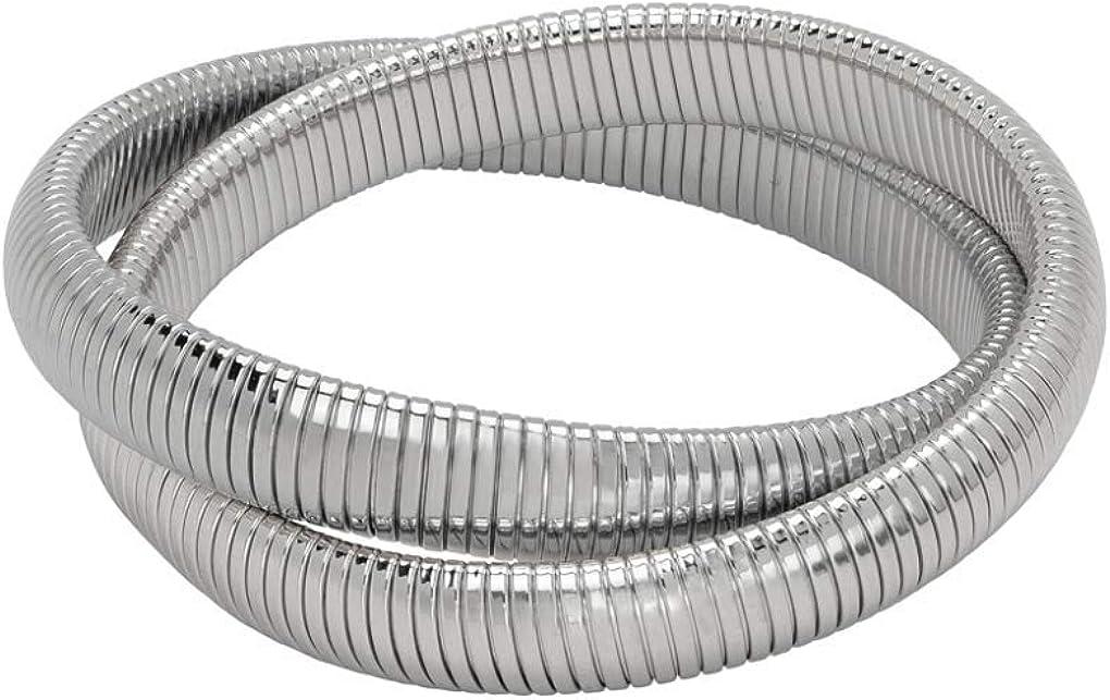 JANIS BY Special price SAVITT High Polished Dallas Mall Double Bracelet Cobra