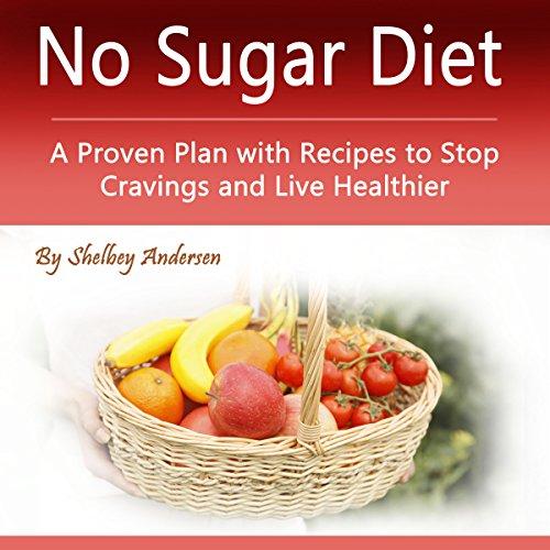 No Sugar Diet audiobook cover art