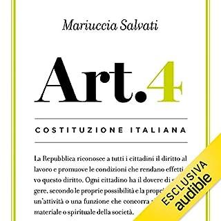 Articolo 4 cover art