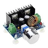 Regulador de voltaje de alto rendimiento XL4016 XL4016E1, DC-DC XH-M401, módulo de buck, regulador de voltaje de neumáticos de 8 A, 12 V CC, módulo de fuente de alimentación PWM ajustable