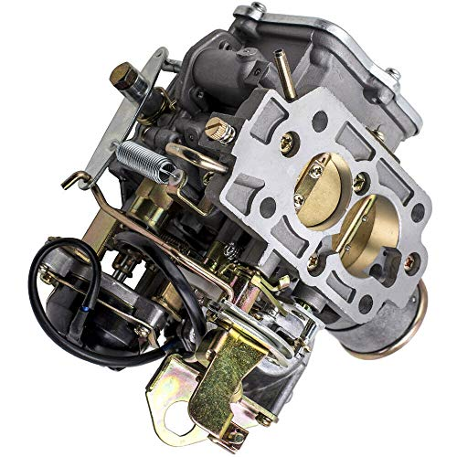 1 Pc of Carburetor 1601021G61 New Arrival, Compatible with Nissan 720 Pickup 2.4L Z24 Engine 1983-1986
