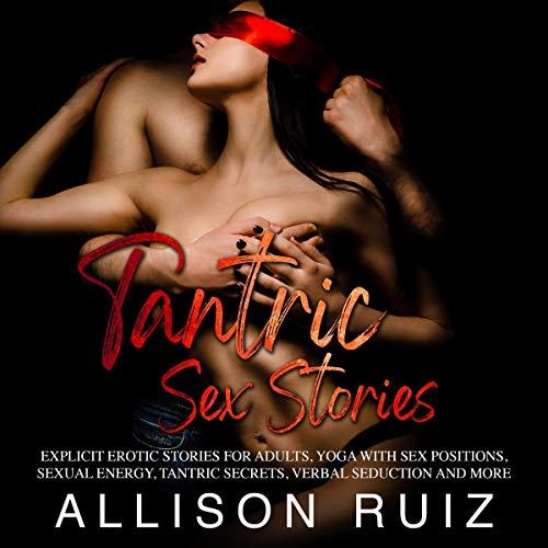 Page de couverture de Tantric Sex Stories