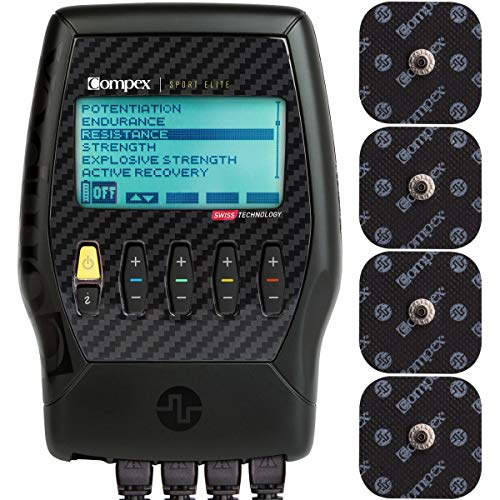 Compex Edge 2.0 Muscle Stimulator