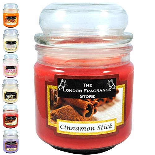 THE LONDON FRAGRANCE STORE - Natural Soy Wax - Luxury Scented Candle -...