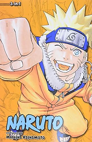 Naruto (3-in-1 Edition), Vol. 7: Includes vols. 19, 20 & 21 (7)