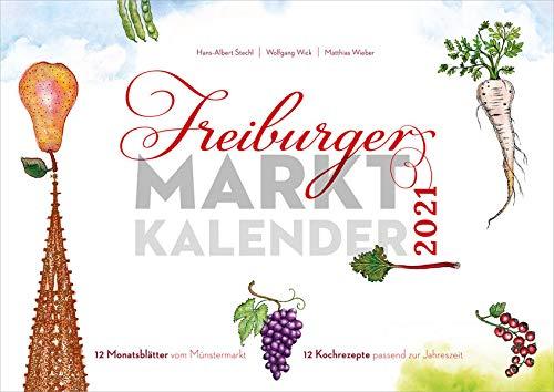 Freiburger Marktkalender 2021