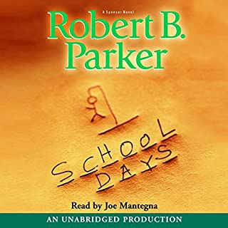 School Days audiobook cover art